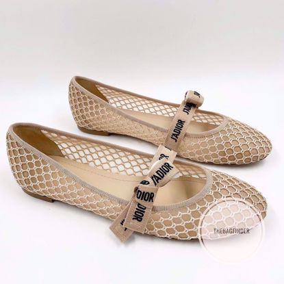 Picture of Dior Weave Flats
