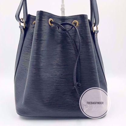 Picture of Louis Vuitton Petit Noe Epi Black
