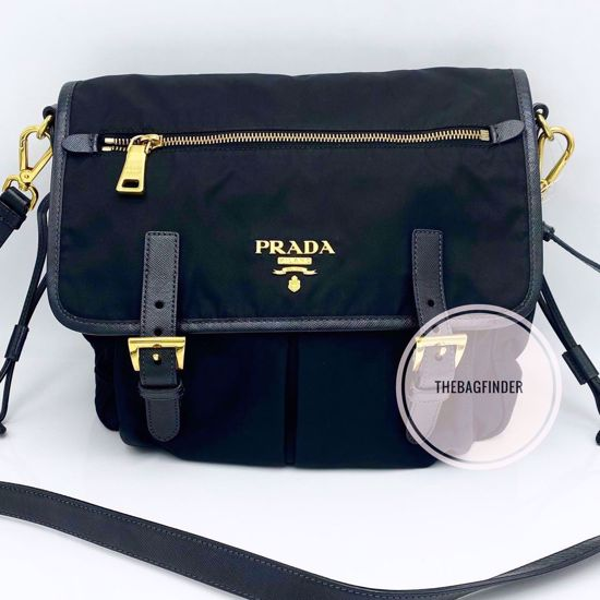 Picture of Prada Crossbody Tessuto