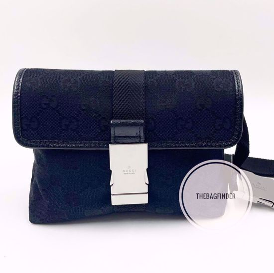 Picture of Gucci Canvas Belt Bag