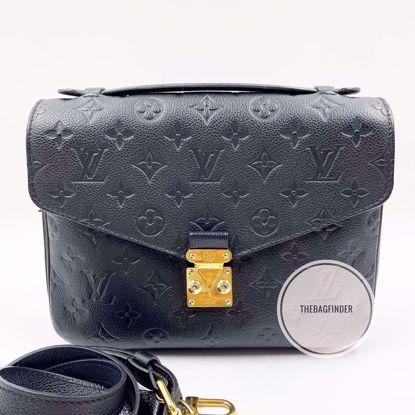Picture of Louis Vuitton Pochette Metis Noir