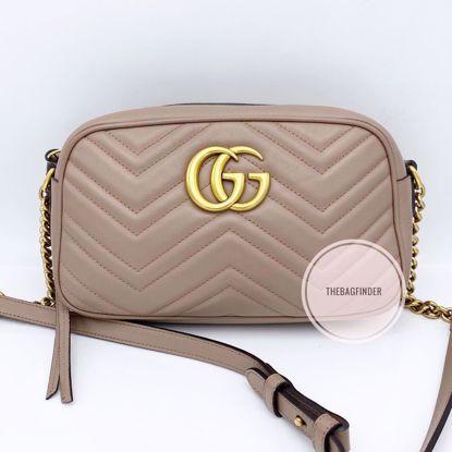 Picture of Gucci Marmont Small Cream
